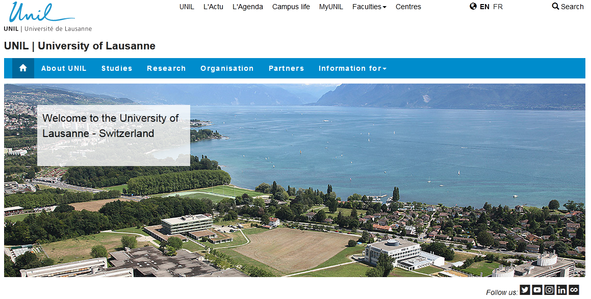 Top 10 Universities in Switzerland for Higher Education for the year 2021