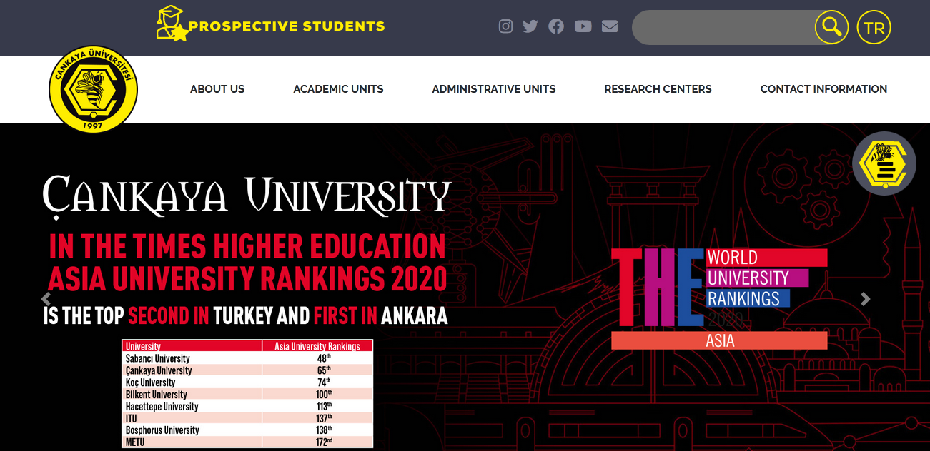 Top 10 Universities in Turkey for Higher Education for the year 2021