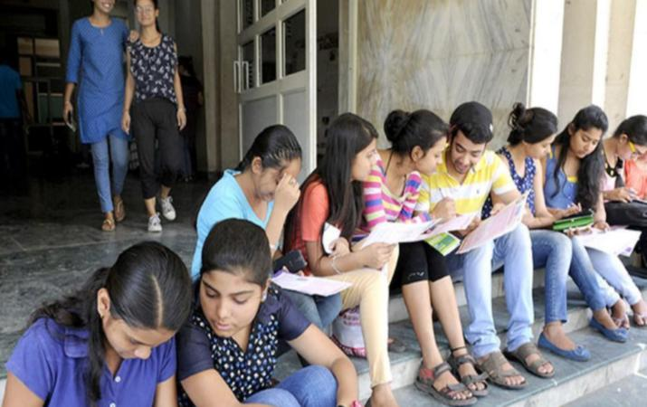 Over 58,000 students were admitted in Delhi University