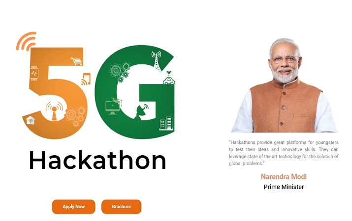 DoT launches 5G Hackathon with Rs 2.5 cr prize money