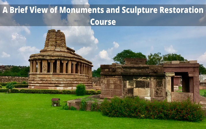 A Brief View of Monuments and Sculpture Restoration Course