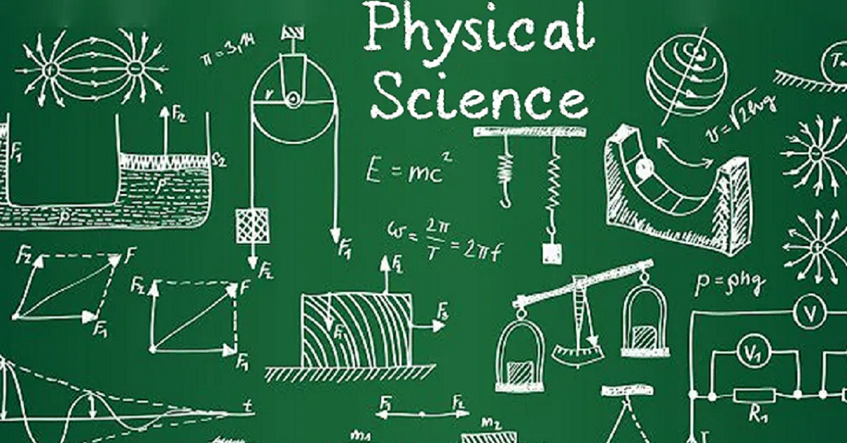 A brief view of Physical science