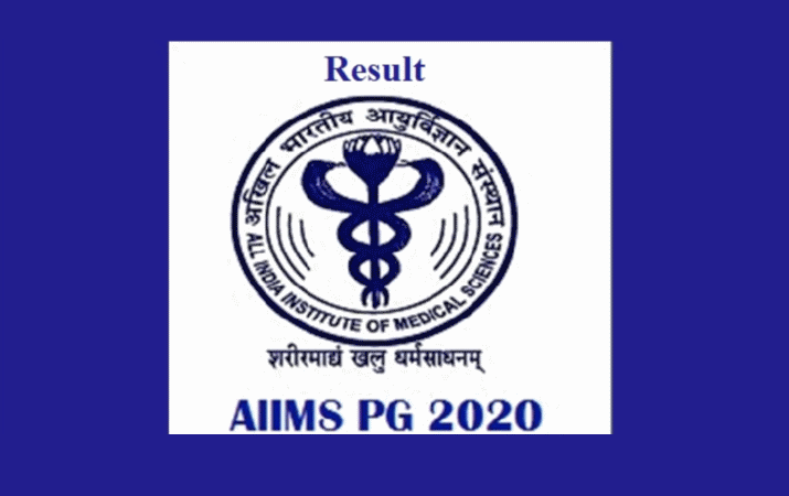 AIIMS PG Result Today @ Aiimsexams.org For January Session