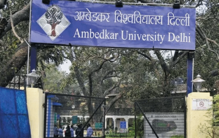 Ambedkar University, Delhi : Forms for BA courses went live on Friday