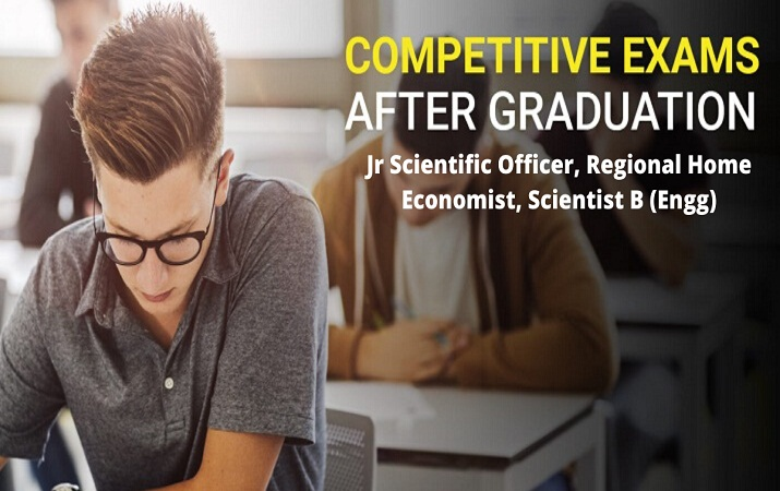 Top Competitive Exams in India after Graduation