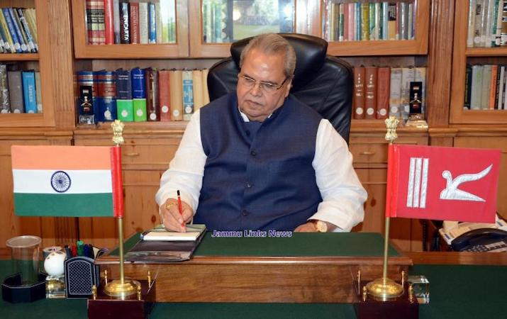 Governor to head J&K State Higher Education Council