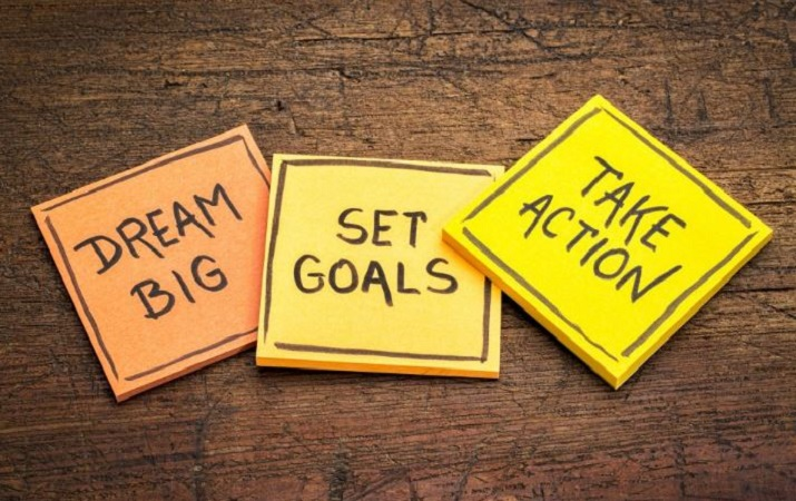 How to succeed by setting goals?