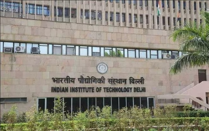 Placements at IIT-Delhi cross '10-year benchmark'