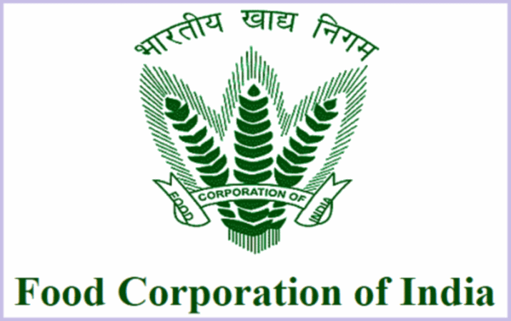 The Food Corporation of India (FCI) closes online application for different posts on March 30,2019