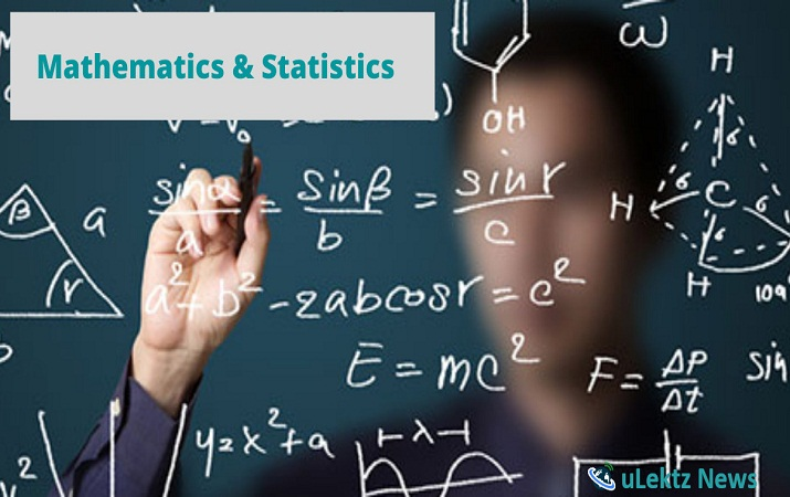 A Brief view of Mathematics & Statistics Course