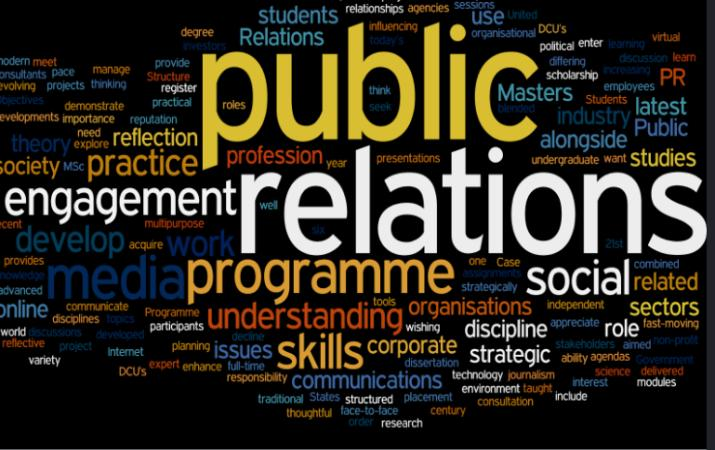 Public Relations as a career Prospects and salary