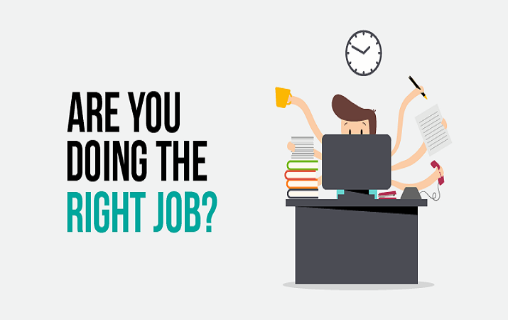 How to find a right Job?