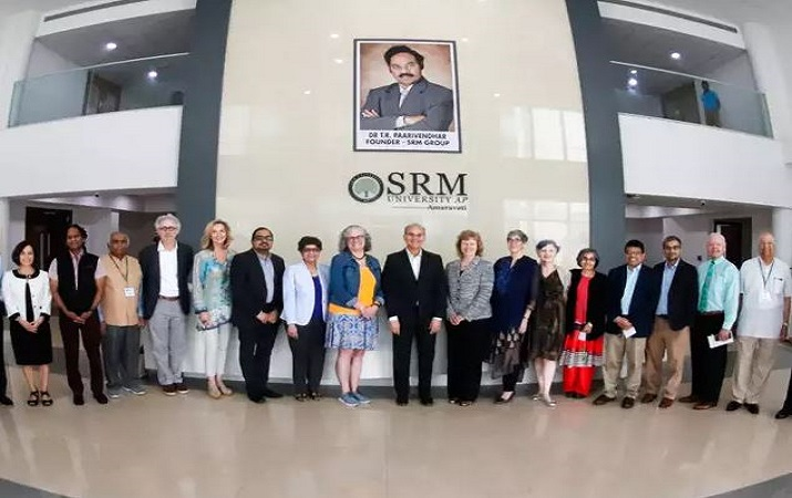 SRM University AP, partners with Minerva an educational innovator to boost employability