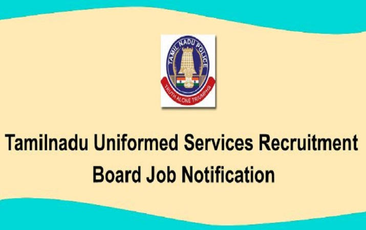 TNUSRB recruitment: Applications invited for 969 SI posts, apply from March 20 at tnusrbonline.org