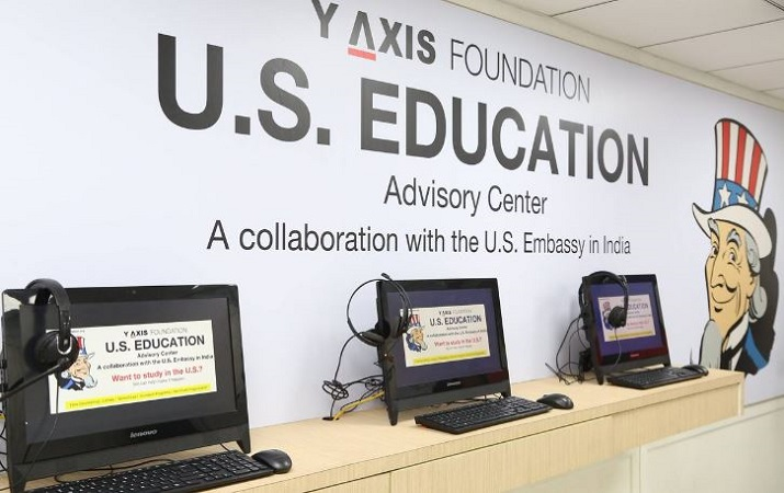 US Embassy in collaboration with Y-Axis Foundation to launch an app for Indians seeking higher education in USA