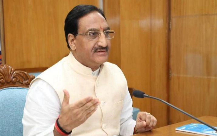 Will bring job-oriented education policy: HRD Minister Nishank