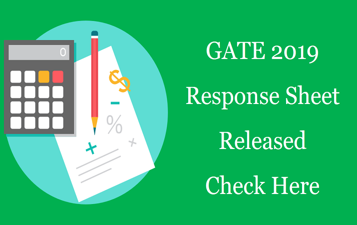 IIT Madras releases GATE 2019 response sheet @gate.iitm.ac.in, check details here