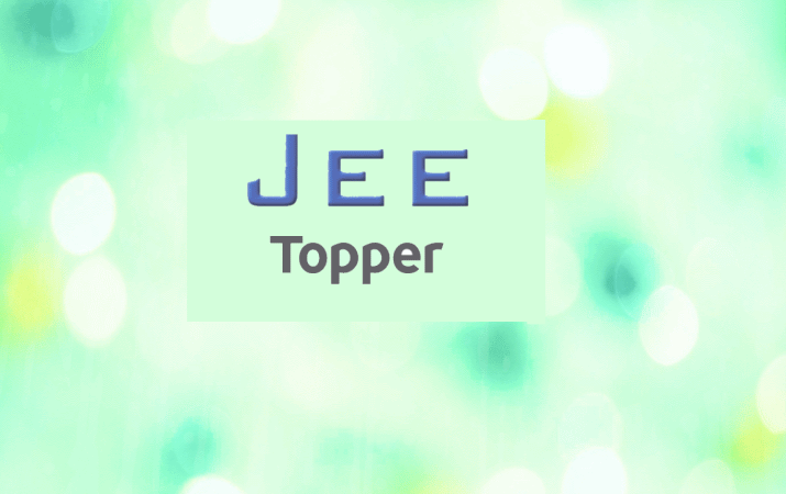 Success mantras of JEE Main 2019 toppers