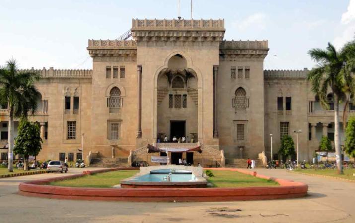 Osmania University declares various Degree results @osmania.ac.in