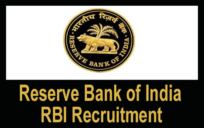 RBI invites applications for Grade B Officers Recruitment 2018