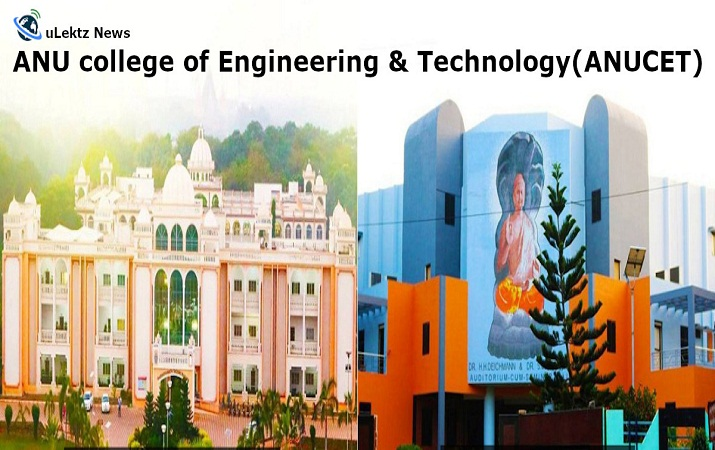 A Brief View of State Universities - Acharya Nagarjuna University (ANUCET)