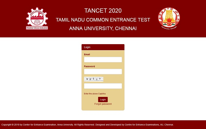 TANCET result 2020 announced; check your result at tancet.annauniv.edu