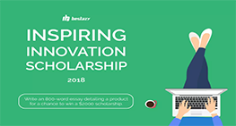 Bestazy Inspiring Innovation Scholarship 2018 by Bestazy.com