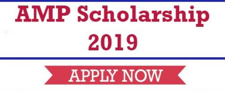 AMP Scholarship Fund for Higher Education 2019