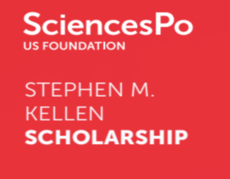 Stephen M. Kellen Scholarship 2019 by Sciences Po American Foundation