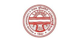 Junior Research Fellowship, Panjab University 2019