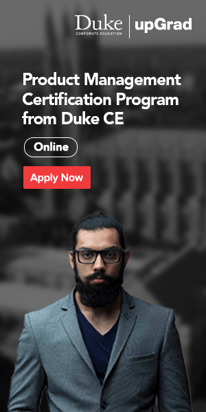 Product Management Duke
