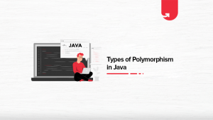 Types of Polymorphism in Java [Static & Dynamic Polymorphism with Examples]