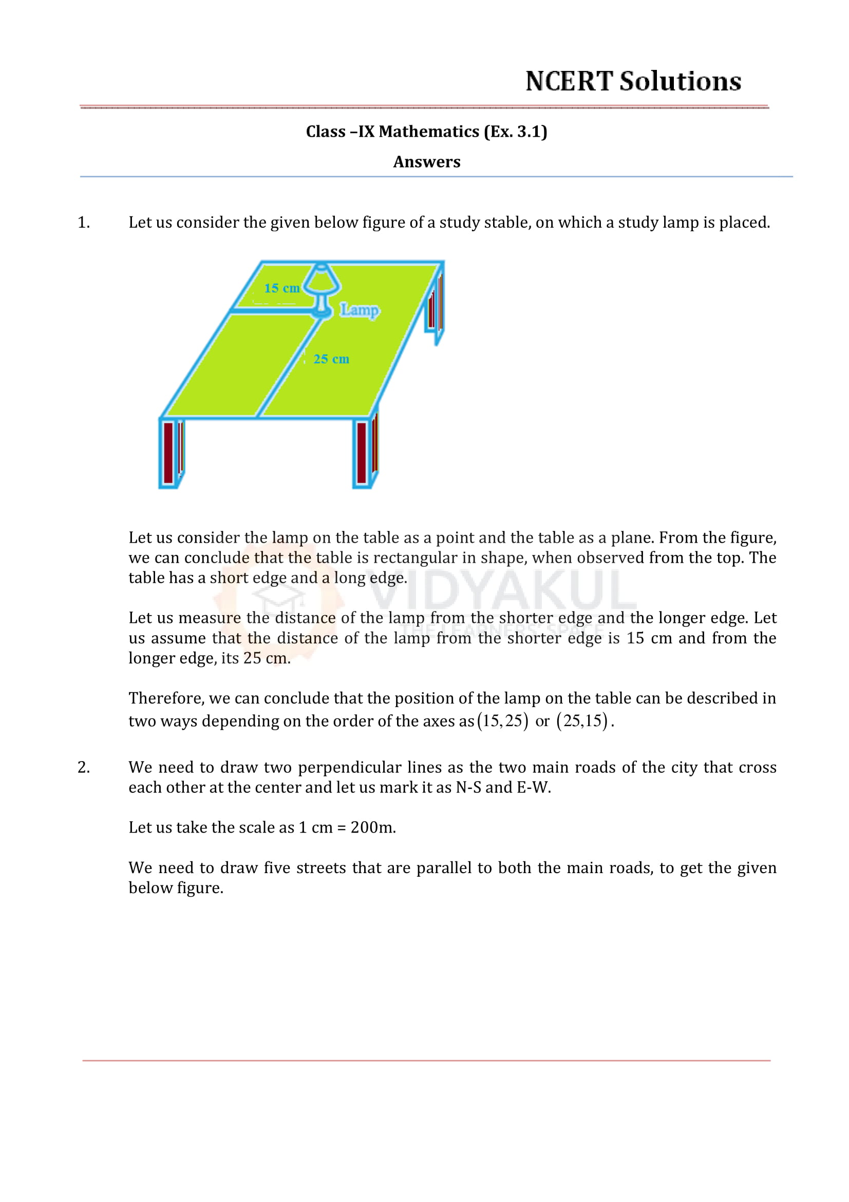 Ncert solutions for class 9 economics chapter 1 let discuss