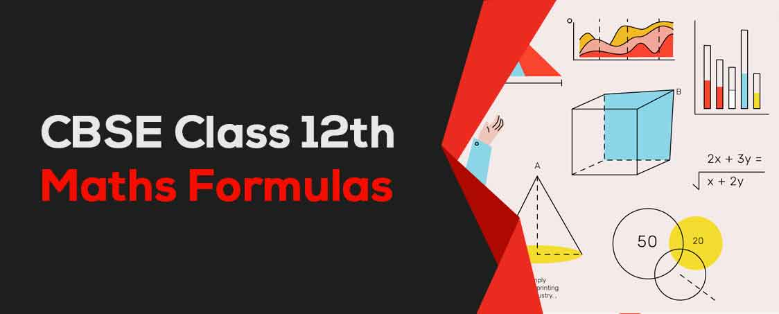 Class 12 Physics Formulas Chapter Wise