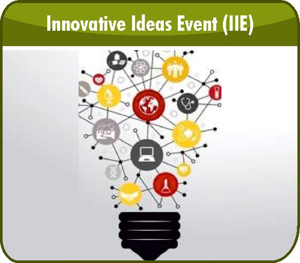 Innovative Ideas Event