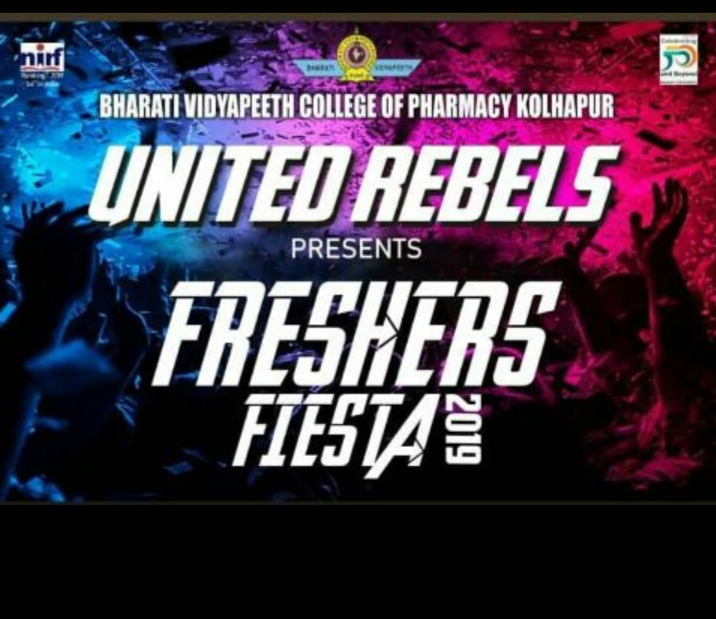 United Rebels......... Freshers Fiesta 2019