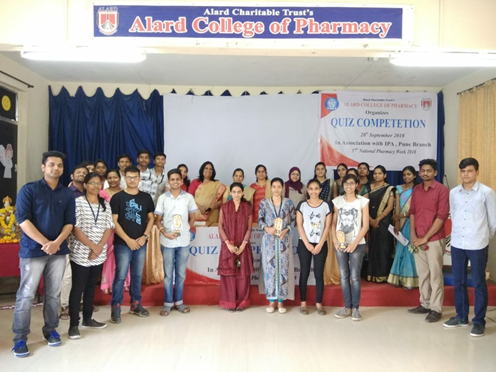 National Pharmacy Week Quiz Competition in association with IPA