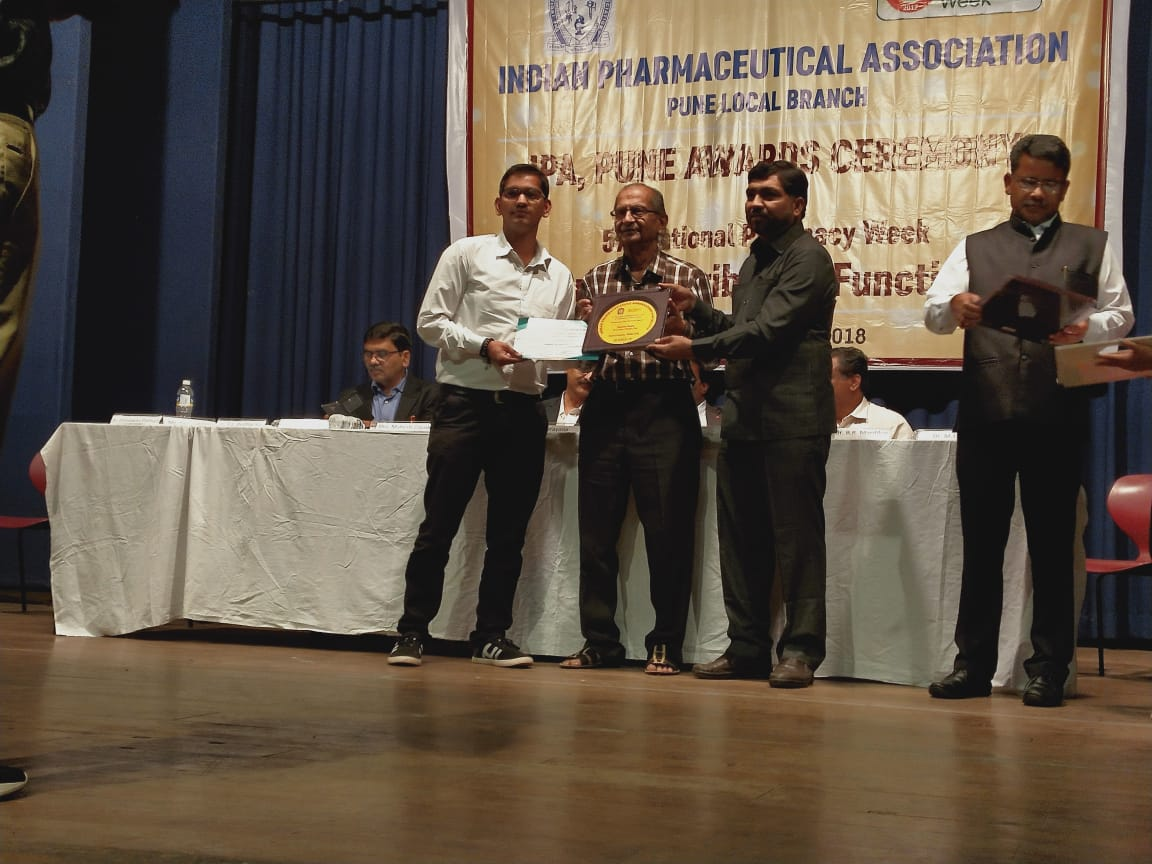 National Pharmacy Week Prize Distribution Function