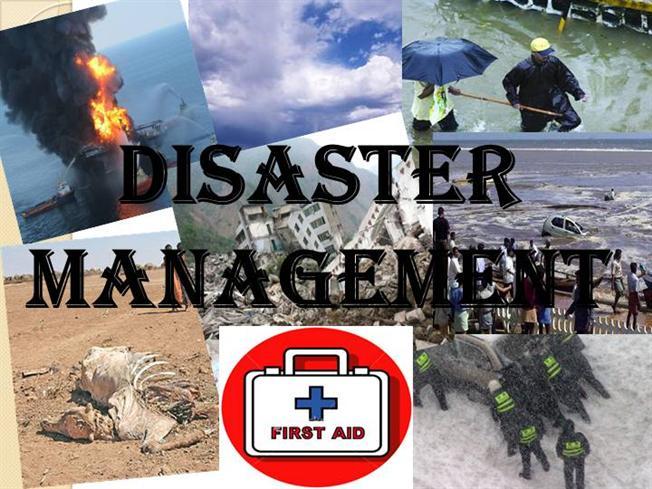 Disaster management and mitigation skills