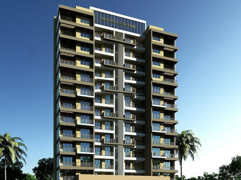 1,2 and 3 BHK Flats for sale in Moraj Pride, Ulwe