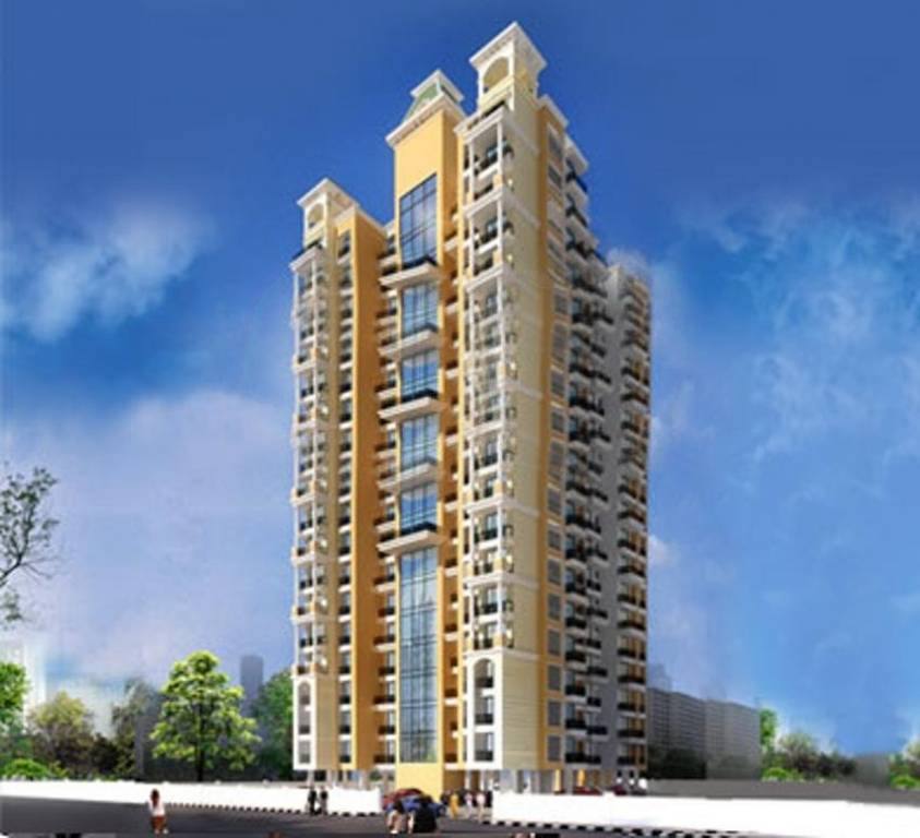 1,2 and 3 BHK Flats for sale in National Harmony, New Panvel