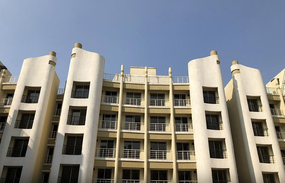 1,2 and 3 BHK Flats for sale in Arihant Anshula, Taloja