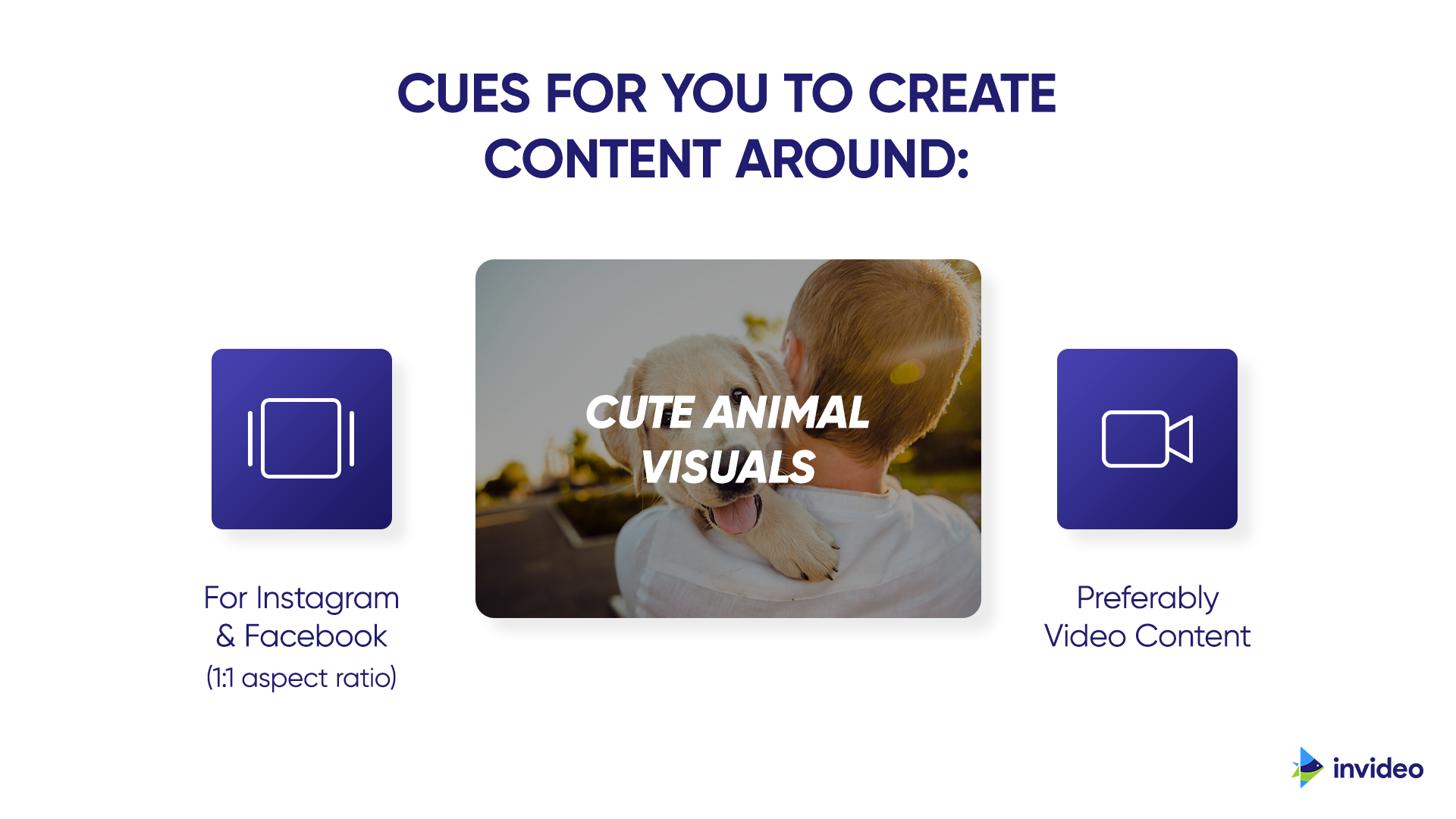 Content Creation Cues