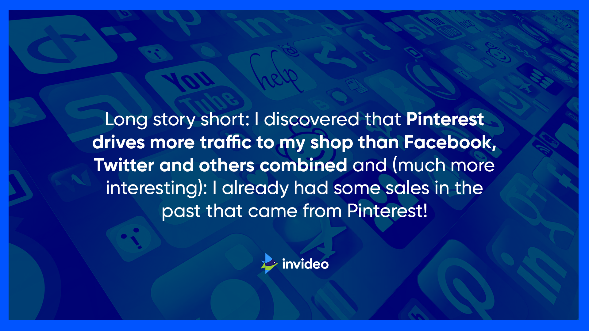 Pinterest Drives More Traffic Than Facebook