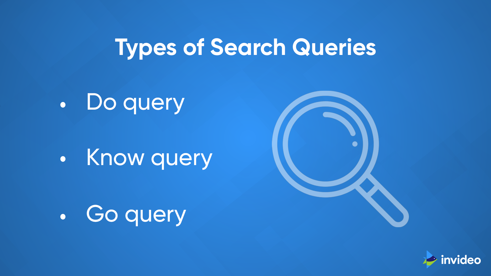 Types Of Search Queries
