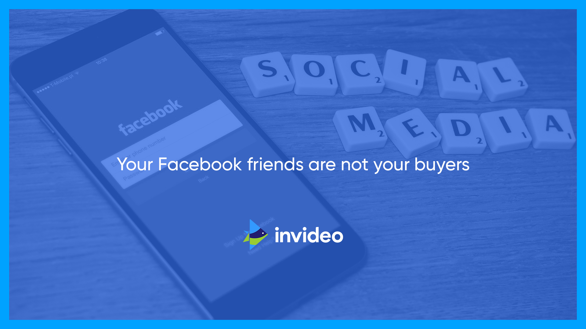 Facebook Friends are not your Buyers
