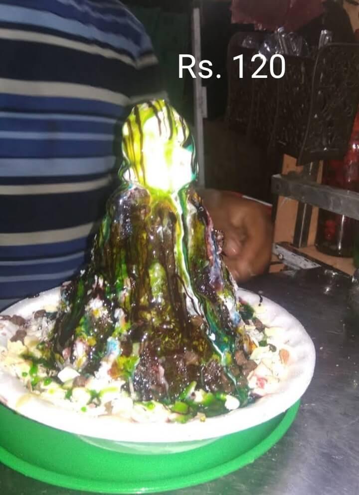 Kachi Cream Ice Dish