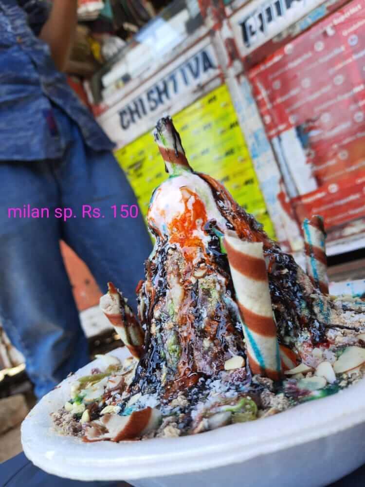 Milan Sp. Ice Dish