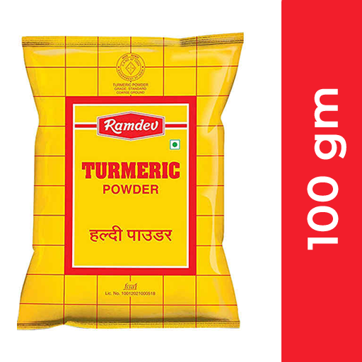 Ramdev Turmeric Powder 100 gm
