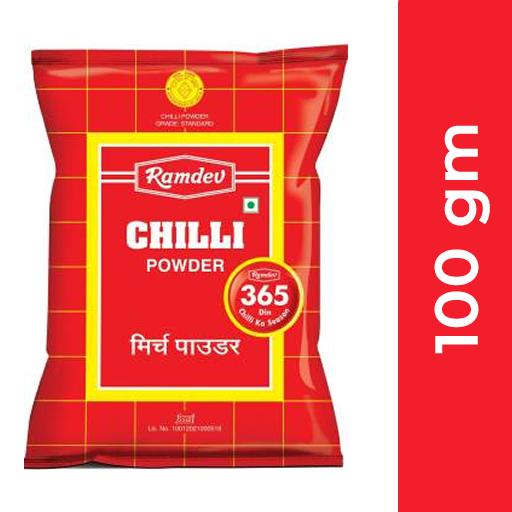 Ramdev Chilli Powder 100 gm